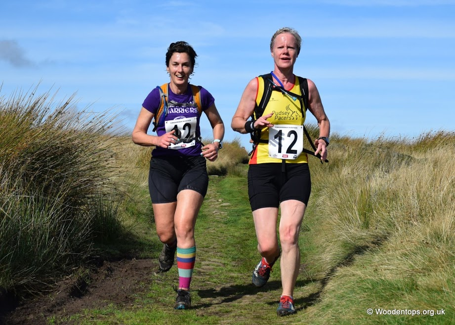Yorkshireman off-road marathon