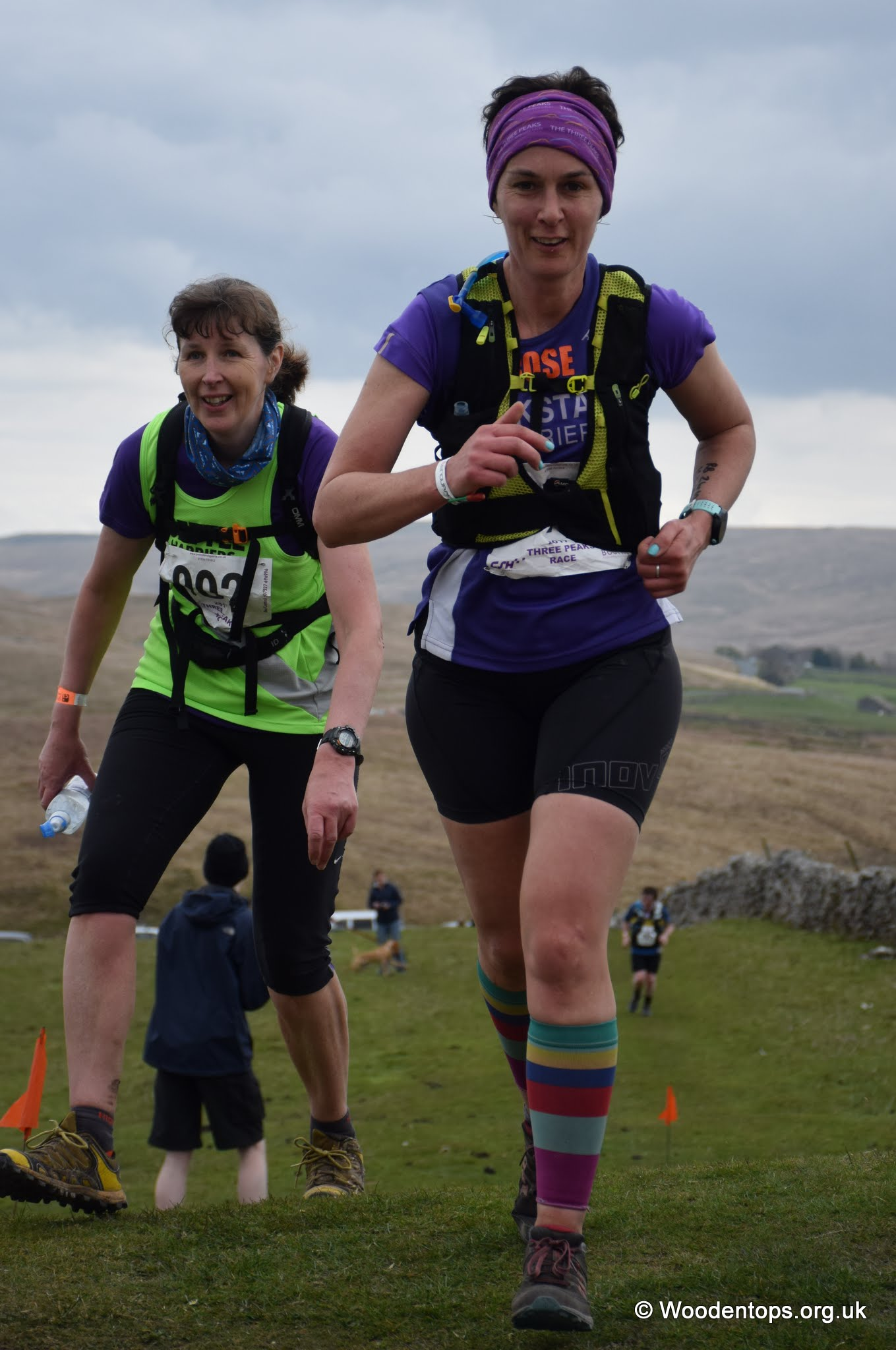The 63rd Three Peaks race